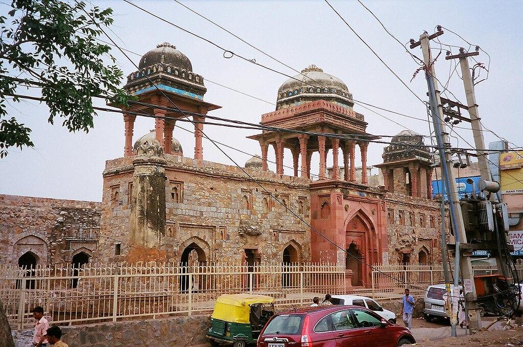 Jahaz Mahal in Delhi