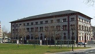 Kaiserslautern - Fruchthalle