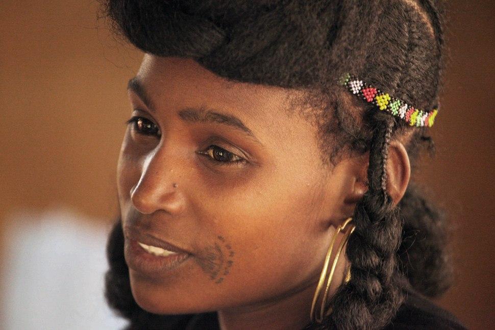 Fulani Woman from Niger