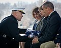 Funeral service for Retired Colonel Charles Waterhouse at Arlington National Cemetary (17020713084).jpg