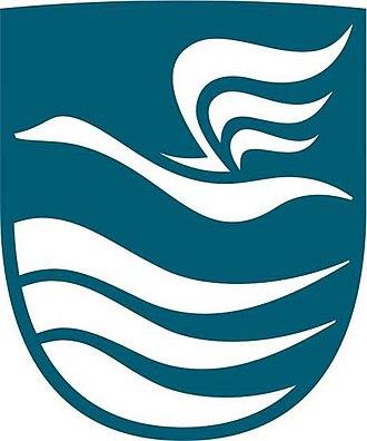 Furesø Municipality - Image: Furesø Kommune shield