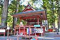 Futarasan Shrine (Nikko) kagura-den.JPG