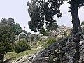Gülek Castle from west.jpg