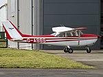 G-ASSS Cessna Skyhawk 172E (33247834318).jpg
