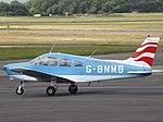 G-BNMB Piper Cherokee Warrior 28 (35332477904).jpg