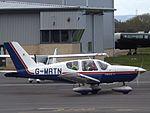 G-MRTN Socata Tobago TB-10 (26153031834).jpg