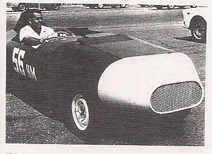 Fred Gamble (racing driver) - The Gambini MK1, the 750 cc special built by Fred Gamble to get his start in motor racing – 1958 Florida
