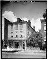 GENERAL VIEW, SOUTHEAST CORNER - 54 Broad Street (House), Charleston, Charleston County, SC HABS SC,10-CHAR,59-1.tif