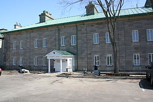 Government Houses in Canada - Image: GG residence Citadelle
