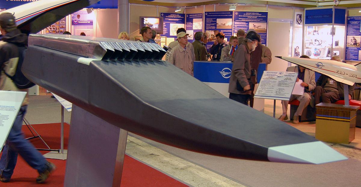 Гиперзвуковой прямоточный воздушно-реактивный двигатель — Википедия