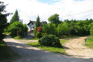 Godziszka, Kuyavian-Pomeranian Voivodeship Village in Kuyavian-Pomeranian, Poland