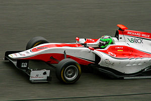 Conor Daly - Conor Daly at Sprint Race in Spa-Francorchamps 2013
