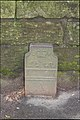 GPO cable marker, Hillfoot Road.jpg