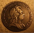 GREAT BRITAIN, GEORGE I, 1723 -SIXPENCE b - Flickr - woody1778a.jpg