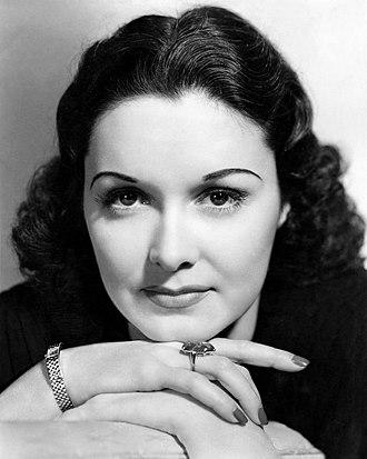 Gail Patrick - 1942 studio publicity photograph
