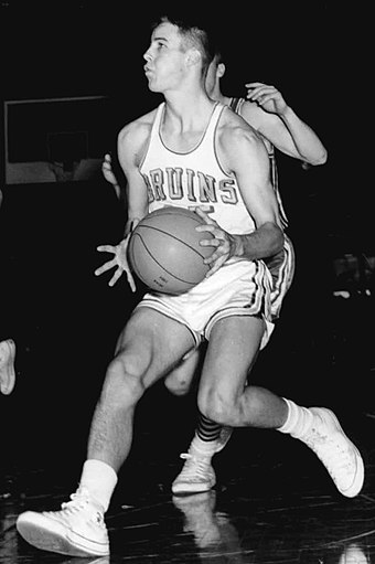 Two-time national champion Gail Goodrich (1964) Gail Goodrich 1964.jpeg