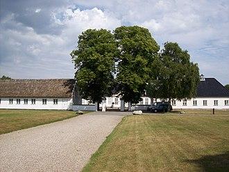 Gammel Holtegård - Image: Gammelholtegaard