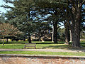 Gardens and Ha-ha at south of Wollaton Hall, Nottingham, England 01.jpg