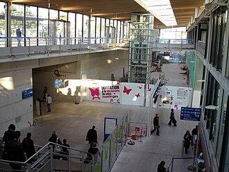 Gare d'Ermont - Eaubonne - Station building