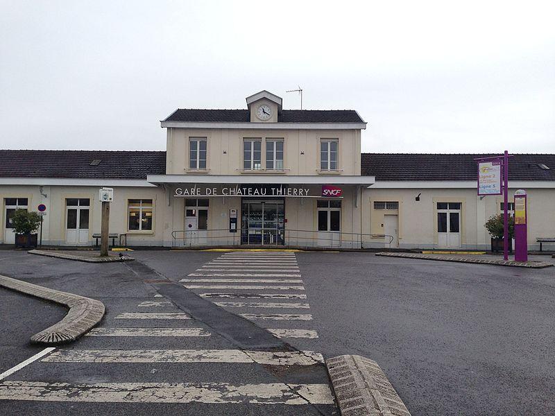 Gare de Château-Thierry (2016)