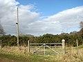 Gated entrance - geograph.org.uk - 1203362.jpg