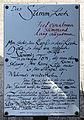 Gedenktafel Mendelssohnstr 10 (Prenz) Summstein.jpg