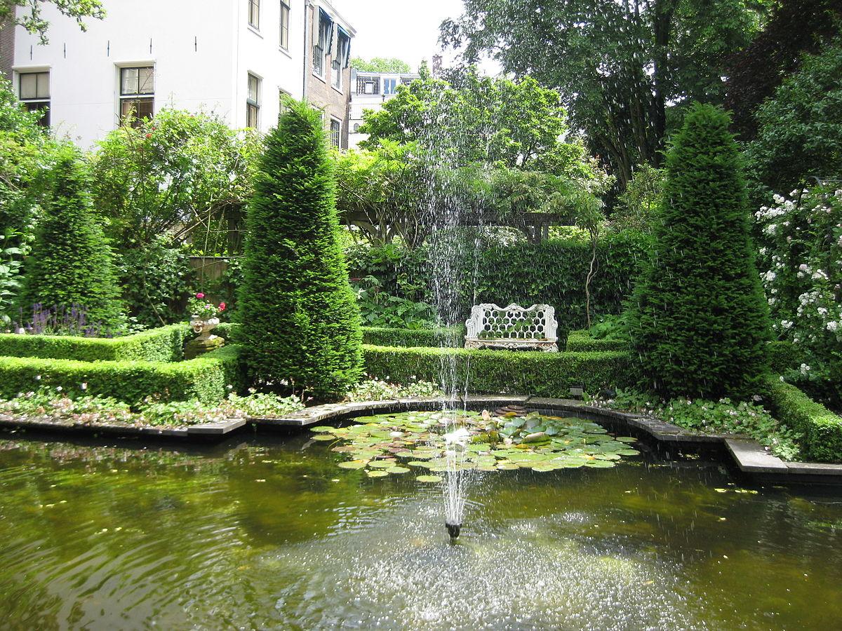 Geelvinck hinlopen huis wikipedia for Huis in tuin