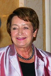 Elisabeth Gehrer Conservative Austrian politician