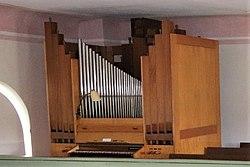 Geiselwind-Haag, Zum Guten Hirten, Orgel (3).jpg