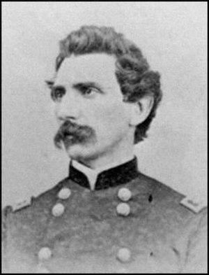 Battle of Fort Stedman - Brig. Gen. John F. Hartranft.