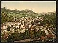 General view, La Bourboule, France-LCCN2001698407.jpg