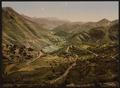 General view, Thal von Rieka, Montenegro-LCCN2001699415.tif