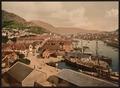 General view from Walkendorff's Tower, Bergen, Norway-LCCN2001699454.tif
