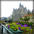 Gent – Ostflandern - Schloss von Gerald Teufel - Geraard Duivelsteen - panoramio (1).jpg