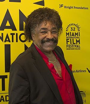 George McCrae - McCrae at the 2015 Miami International Film Festival