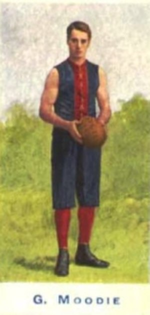 George Moodie - Image: George Moodie 1904