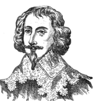 George Sandys - Portrait of George Sandys