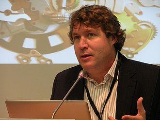 George Siemens - Siemens at UNESCO conference, 2009