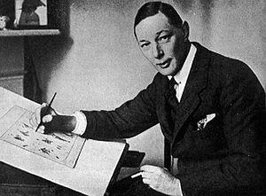 George E. Studdy - George E. Studdy