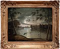 George winter, paesaggio notturno, 1830-70 ca.jpg