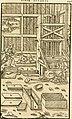 Georgii Agricolae De re metallica libri XII. qvibus officia, instrumenta, machinae, ac omnia deni ad metallicam spectantia, non modo luculentissimè describuntur, sed and per effigies, suis locis (14800029303).jpg