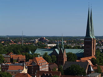 Schleswig-Holstein Musik Festival - Lübeck Cathedral – site of many SHMF concerts