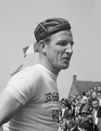 Gerrit Schulte - Gerrit Schulte in 1952