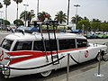 Ghostbusters car at E3 20090603.jpg