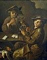 Giacomo Francesco Cipper - Boys Playing Cards - 1887-1-7 - Auckland Art Gallery.jpg