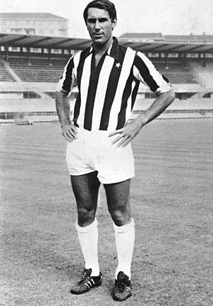 Giancarlo Bercellino - Bercellino with Juventus in the 1960s