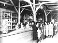 Gibraltar Evacuee Camp, Jamaica - The Canteen.jpg