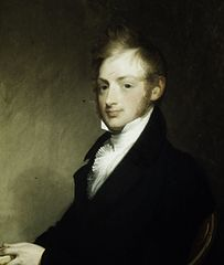 Portrait of Alexander Townsend (1784-1835)