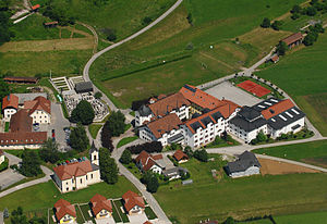 Gimnazija Zelimlje - JZ polged iz zraka.jpg