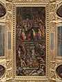 Giorgio Vasari - Clement VII crowns Charles V in San Petronio in Bologna - Google Art Project.jpg